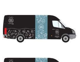 #39 untuk volkswagen crafter long wheelbase graphics design oleh Freetalent