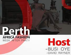 #25 for DESIGN POSTER ( PERTH FASHION WEEK) af asad8800g
