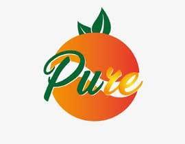 Nro 99 kilpailuun Fruit juice logo käyttäjältä josemarcial0301