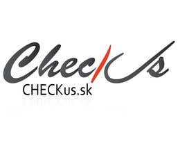 #2 para Logo Design for CHECKus.sk por Dokins
