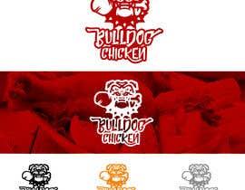 #38 untuk A logo designed for Bulldog Chicken oleh edosivira
