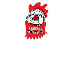#49 untuk A logo designed for Bulldog Chicken oleh littlenaka