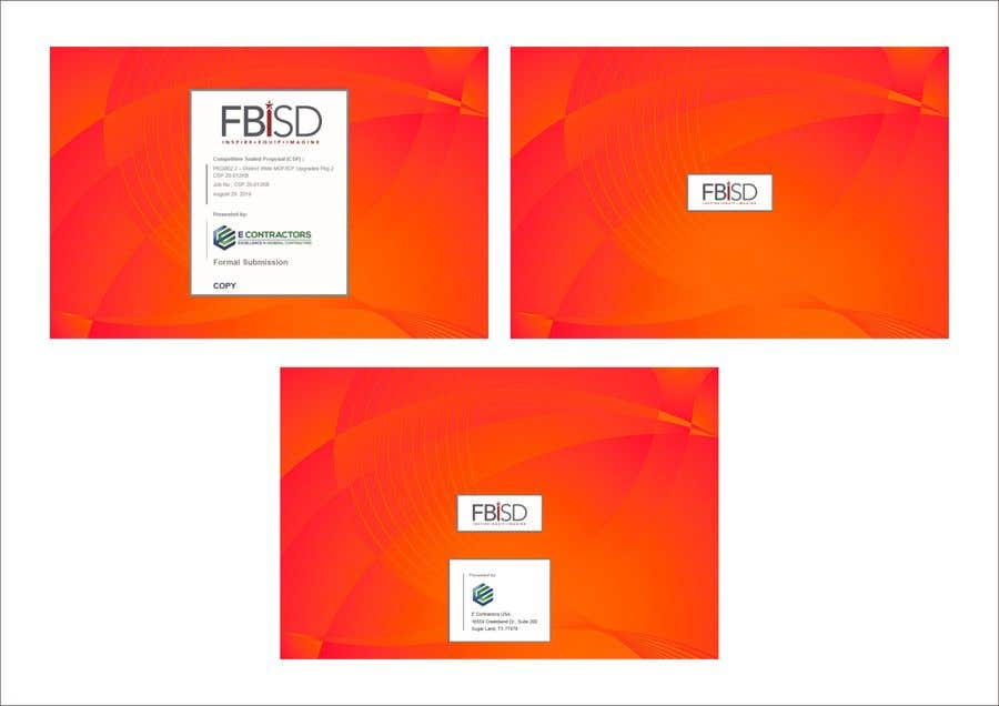 Inscrição nº 14 do Concurso para Design Tabs for Proposal