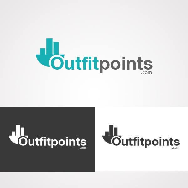 Bài tham dự cuộc thi #61 cho Logo Design for outfitpoints.com
