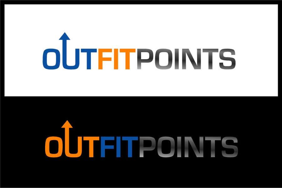 Konkurrenceindlæg #20 for Logo Design for outfitpoints.com
