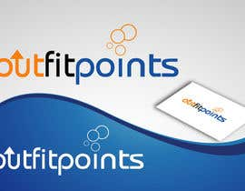#54 para Logo Design for outfitpoints.com por Don67
