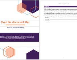 #2 for MS Word Document Templates af imfarrukh47