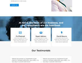 #29 for Alternative Finance company in need of a professional website af farhadbabu