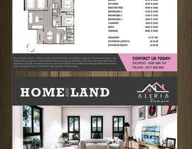 #35 for Make a House & Land Package Brochure by petersamajay