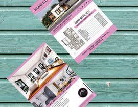 #38 para Make a House & Land Package Brochure por amasuma412