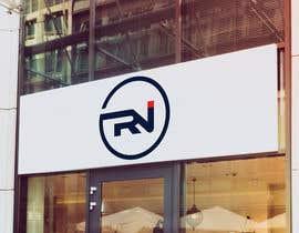 "#56 para Logo with initials ""RN"" -- 2 por taseenabc"