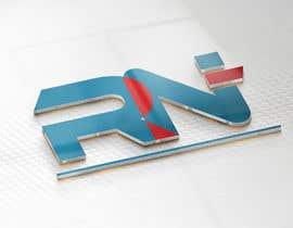 "#58 para Logo with initials ""RN"" -- 2 por dinieaiman80"