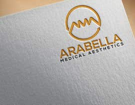 #214 cho Starting new medical aesthetics company. Want an elegant logo. colors primary gold, black, white. Clean look, but fancy and eye catching. Name is Arabella. Will need to have medical aesthetics incorporated. Maby even AraBella bởi giusmahmud