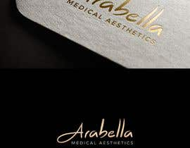 #216 cho Starting new medical aesthetics company. Want an elegant logo. colors primary gold, black, white. Clean look, but fancy and eye catching. Name is Arabella. Will need to have medical aesthetics incorporated. Maby even AraBella bởi lida66