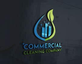 Nro 96 kilpailuun Logo needed for a commercial cleaning company käyttäjältä zerographics