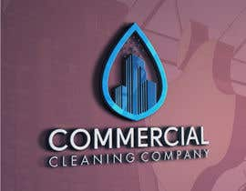 Nro 74 kilpailuun Logo needed for a commercial cleaning company käyttäjältä kmtitu