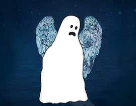 #20 untuk I need a cover for an album I hope to release. This cover should show a cartoon ghost (the ones that are covered with white cloth) looking upset and disillusioned. I'll provide the artist name and album title afterwards. oleh shawonlive186