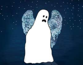 #21 untuk I need a cover for an album I hope to release. This cover should show a cartoon ghost (the ones that are covered with white cloth) looking upset and disillusioned. I'll provide the artist name and album title afterwards. oleh shawonlive186