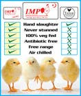 Graphic Design Contest Entry #45 for Advertisement Design for chicken product comparison