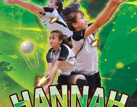#106 for Volleyball Sports Poster by CreativeView1