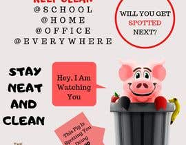 """sameerajohn01 tarafından Enhance our Marketing Poster for our Red-Handed Pig product called """"THE SPOTTER"""" için no 21"""