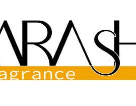 #54 for New logo for my company name MARASH fragrance and keep the back round yellow colo af boni15