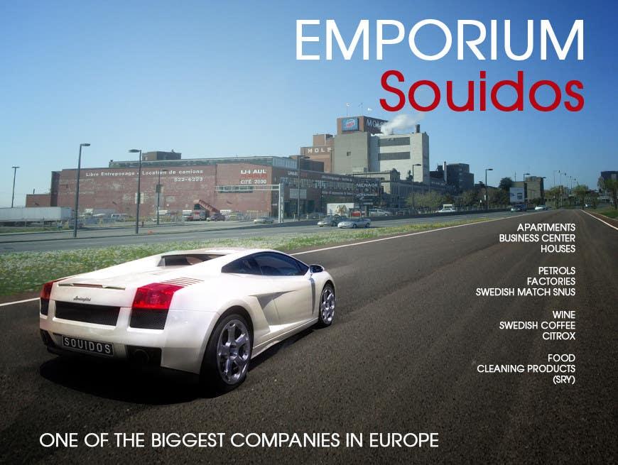 Contest Entry #                                        23                                      for                                         Graphic Design for Emporium Souidos