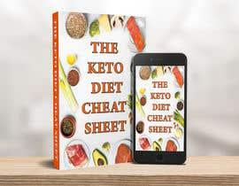 "#46 for create ebook cover design called ""The Keto Diet Cheat Sheet"" by Akheruzzaman2222"