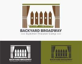 Nro 68 kilpailuun Backyard Broadway Logo käyttäjältä aleemnaeem