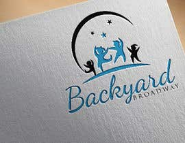Nro 98 kilpailuun Backyard Broadway Logo käyttäjältä tahminaakther512