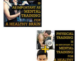 nº 10 pour Website Design for 5 x Facebook image tiles, HEALTH AND FITNESS par patrick12691