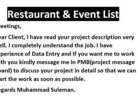 MSulyman tarafından Personalised Data Plan için no 59