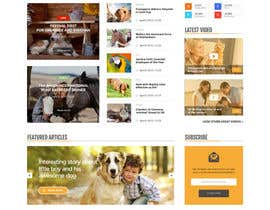 #65 pentru Design a Website Mockup for BYP de către olivermomm