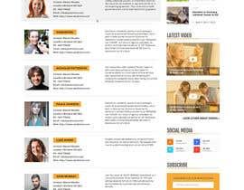 #68 pentru Design a Website Mockup for BYP de către olivermomm