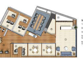 #41 for Floor Plans by vishalvparekh