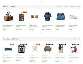 Nro 26 kilpailuun Build me an e-commerce website käyttäjältä mdbappei