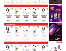 Nro 13 kilpailuun Build me an e-commerce website käyttäjältä mobashirkhan1998