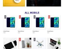 Nro 15 kilpailuun Build me an e-commerce website käyttäjältä ShofiqulCSE