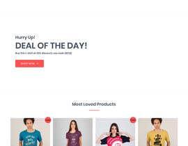 Nro 18 kilpailuun Build me an e-commerce website käyttäjältä falgunbaroi3
