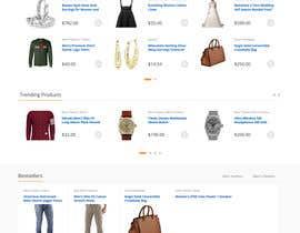 Nro 21 kilpailuun Build me an e-commerce website käyttäjältä BelayatHossain