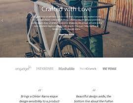 Nro 20 kilpailuun Build me an e-commerce website käyttäjältä squarespaceguru