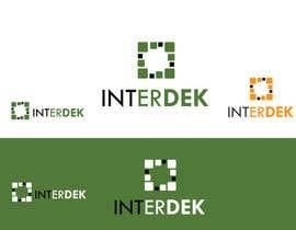 nº 16 pour Zaprojektuj logo for INTERDEK par pixelpie999