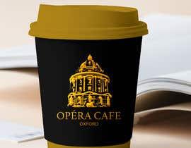 #32 for cafe cups desing af Olena758