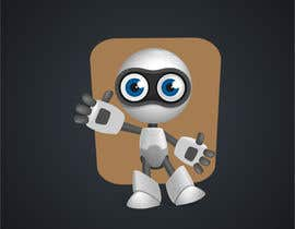 #26 for Design a mascot/ avatar for Innovative Virtual Organisation af BappyDsn