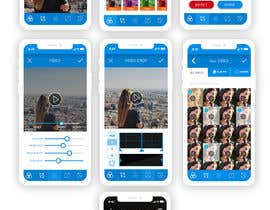 nº 48 pour Design for a re-skin of an apple app par htmlsafayet