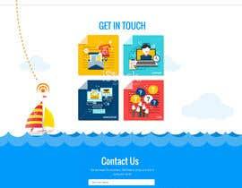#32 cho Design a Website Mockup for Telecommunications Company bởi webmastersud