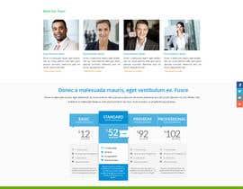 #21 cho Design a Website Mockup for Telecommunications Company bởi suryabeniwal