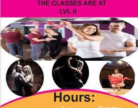 #263 for a flyer for a dance school af RabeyaKhatun123