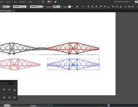 #7 for Drawing of a bridge af DesignKingBD360