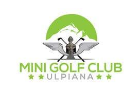#24 for Logo design for: Minigolf Club Ulpiana af shahadat701